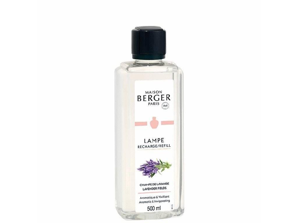 Interiérový parfém Levandulové pole Lampe Berger