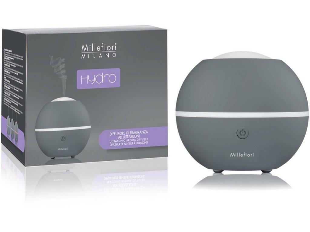 Millefiori HYDRO ultrazvukový difuzér Grey