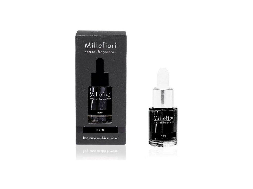 Millefiori Natural aroma olej Nero 15 ml