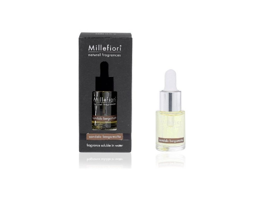 Millefiori natural aroma olej Sandalo Bergamotto 15 ml