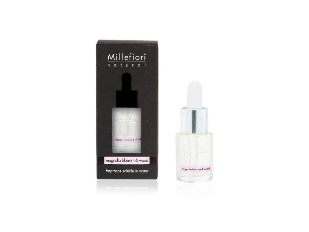 Millefiori Natural aroma olej Magnolia Blossom & Wood 15 ml
