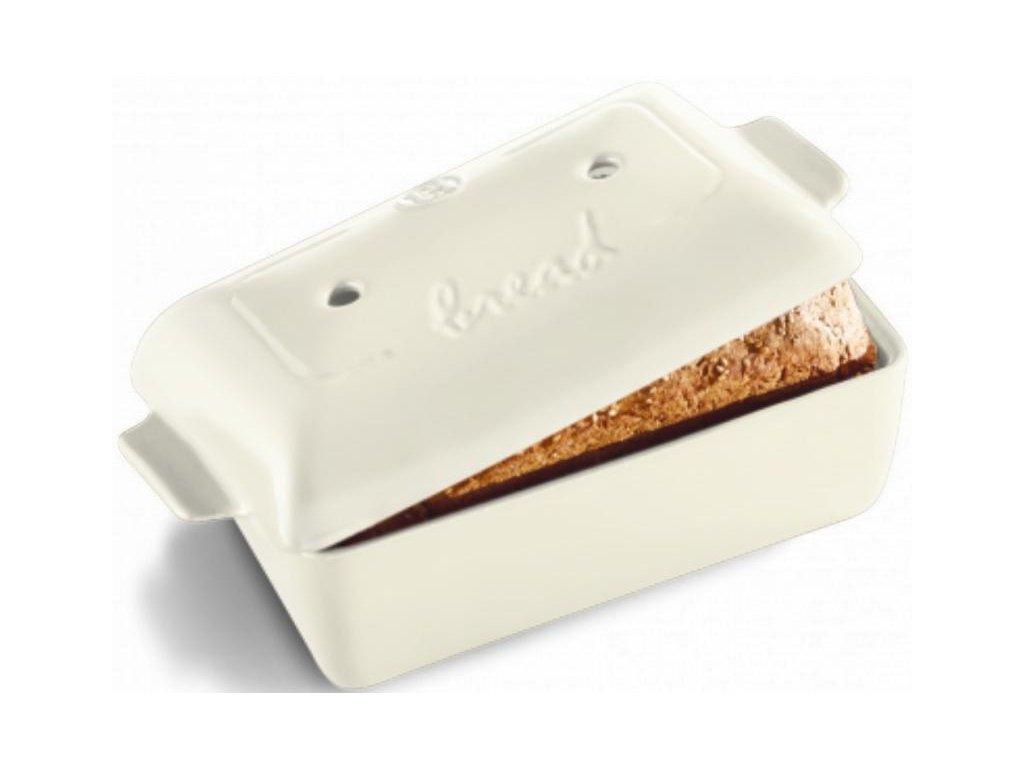 Forma na chleba hranatá, lněná Emile Henry