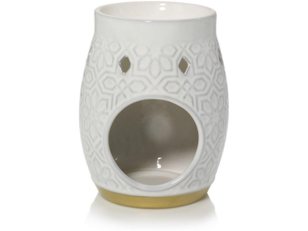 Aromalampa ADDISON PATTER ceramic, Yankee Candle