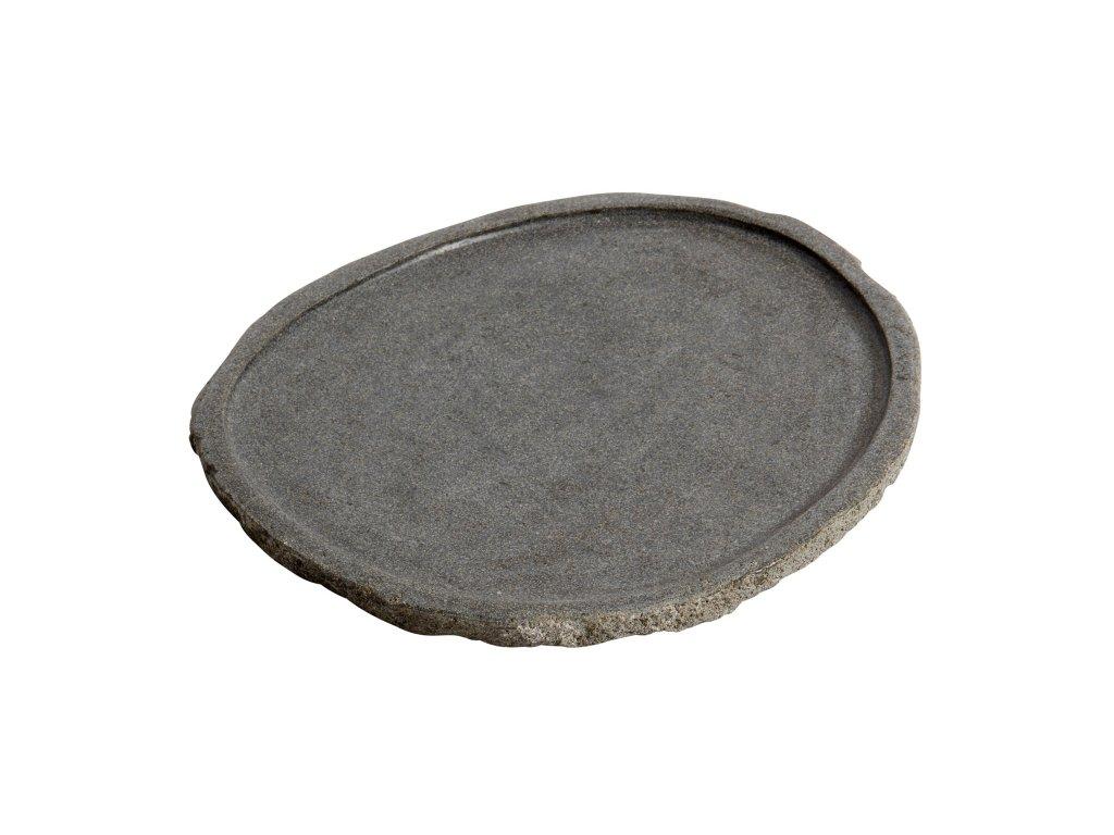 Podnos VALLEY 31 cm, kámen MUUBS