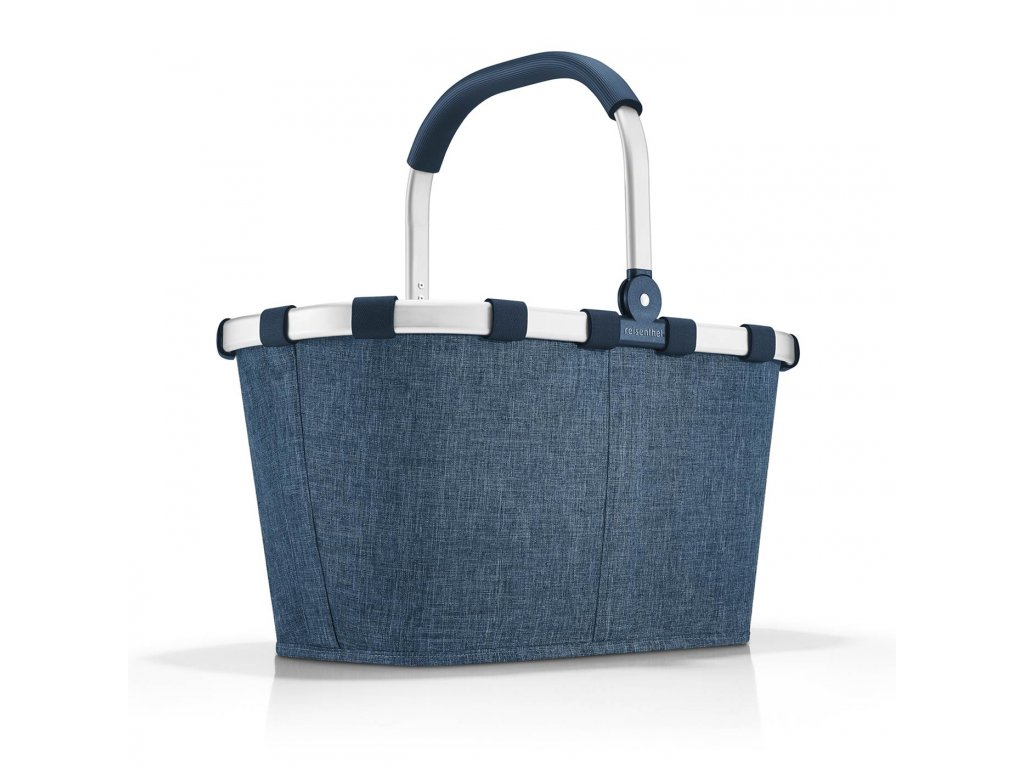 Nákupní košík CARRYBAG Frame twist blue, Reisenthel