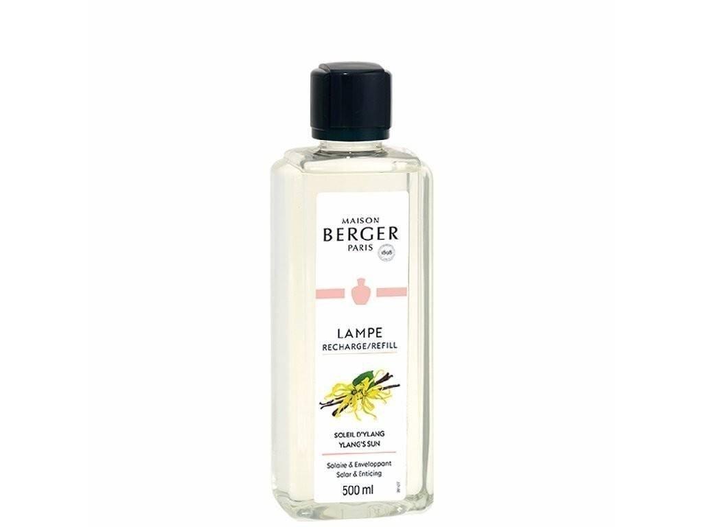 Maison Berger Paris interiérový parfém Prosluněný Ylang, 500 ml