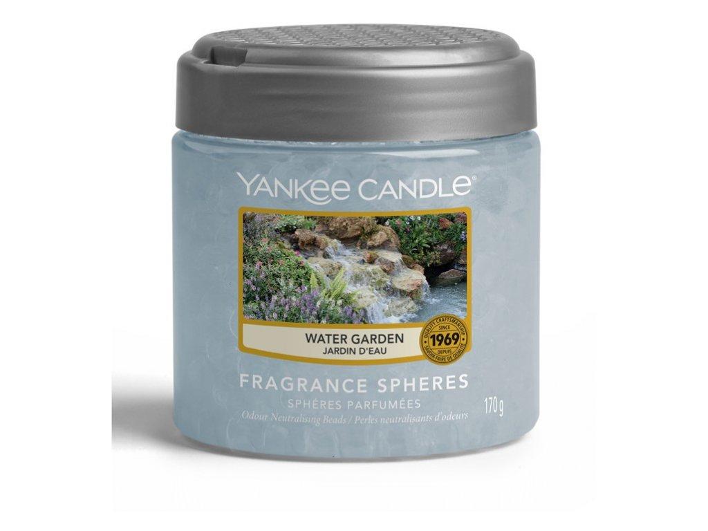Vonné perly SPHERES WATER GARDEN, Yankee Candle