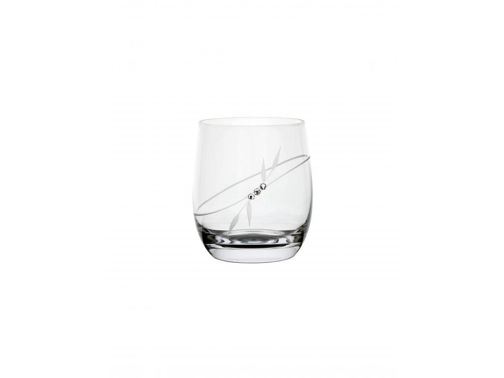 Swarovski GLOBO sklenice na whisky sada 6 ks, 350 ml