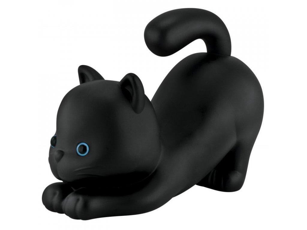 MTM pokladnička Líná kočka, černá