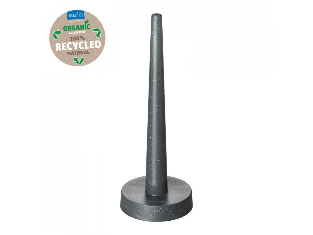 Koziol držák RIO Organic na role toaletního papíru, šedý