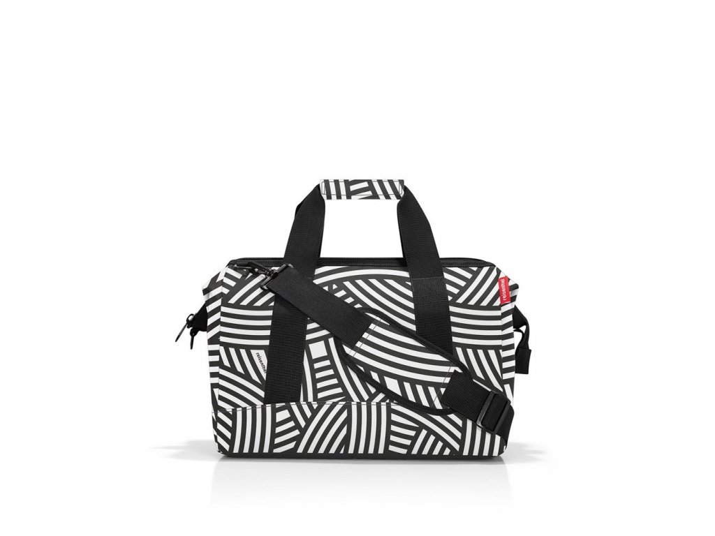 Reisenthel cestovní taška ALLROUNDER M, zebra