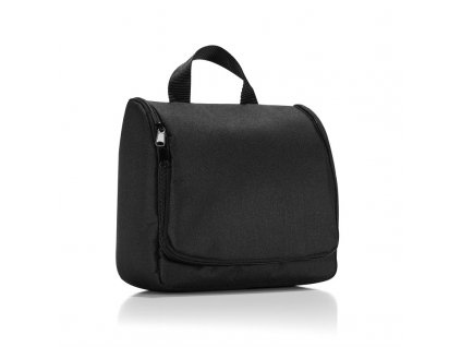 Kosmetická taška Toiletbag black 23 x 20 cm Reisenthel