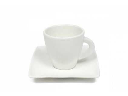 Šálek s podšálkem espresso EAST MEETS WEST Maxwell & Williams