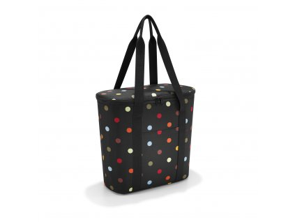 Taška na nákup, piknik THERMOSHOPPER dots Reisenthel