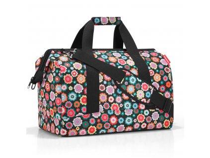 Cestovní taška ALLROUNDER L happy flowers Reisenthel