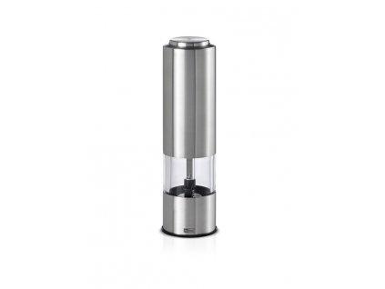 Elektrický mlýnek na pepř a sůl nerez AdHoc