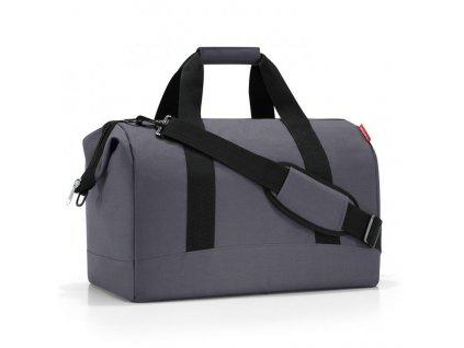 Cestovní taška ALLROUNDER L graphite Reisenthel