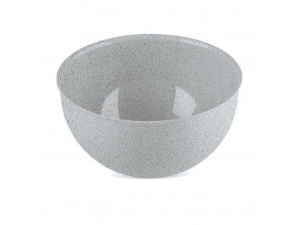 Mísa PALSBY M šedá organic p. 20 cm Koziol