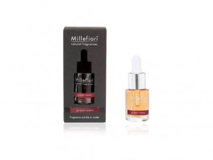 Millefiori Natural aroma olej Grape Cassis 15 ml