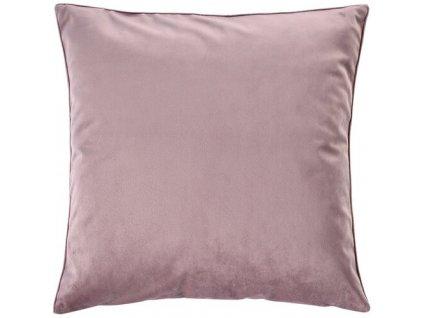 Povlak na polštář PRINCE 40 x 40 cm, světle růžová SANDER