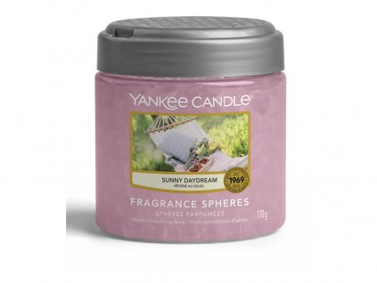 Vonné perly SPHERES SUNNY DAYDREAM Yankee Candle