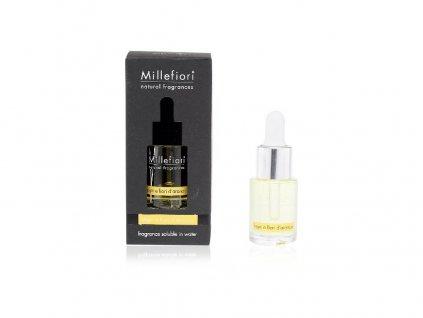 Millefiori Natural aroma olej Legni e fiori d´ arancio 15 ml