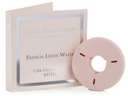 MAX BENJAMIN náhradní vůně do auta Classic French Linen Water