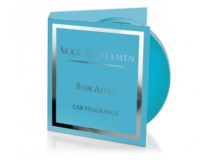 MAX BENJAMIN náhradní vůně do auta Classic Blue Azure