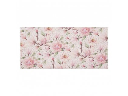 Dárková obálka přání 23 x 11 cm Magnolie, Artebene