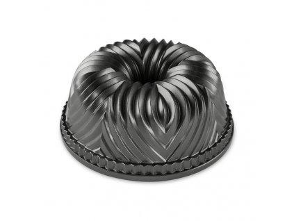 Forma na bábovku BAVARIA 10 cup, grafitová Nordic Ware