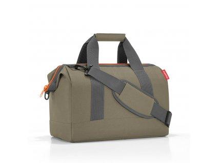 Cestovní taška ALLROUNDER M olive green, Reisenthel
