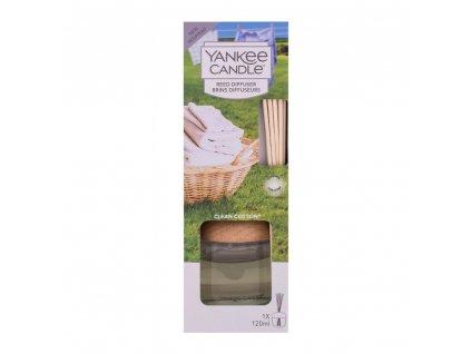 Difuzér Clean Cotton 120 ml, Yankee Candle