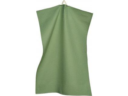 Utěrka EVAN 50 x 70 cm, zelená SANDER