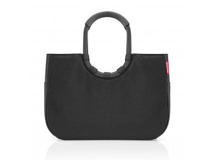 Nákupní taška LOOPSHOPPER L frame black, Reisenthel