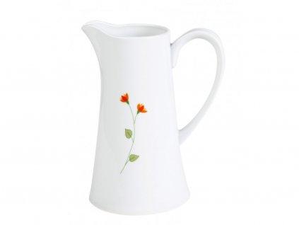 Porcelánový džbán BOTANIC 1,5 l, by inspire