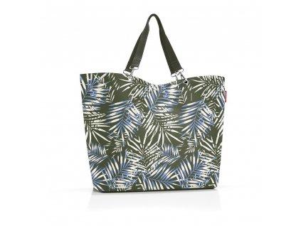 Nákupní taška SHOPPER XL jungle trail green, Reisenthel