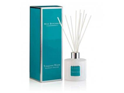 MAX BENJAMIN aroma difuzér Classic Turquoise Water, 150 ml