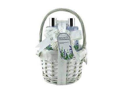 Salsa Collection dárková kosmetická sada 4 díl., Lavender & Sage Mint