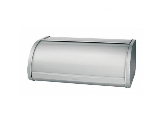 chlebník metalická šedá