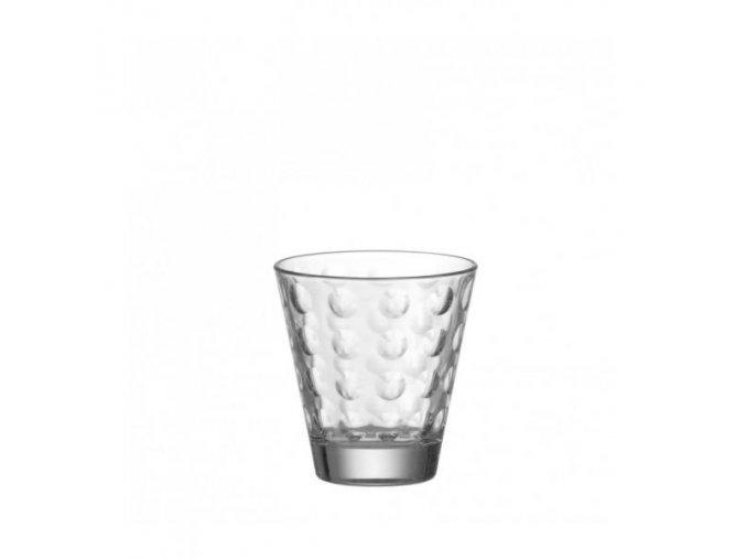 sklenicka optic leonardo mala