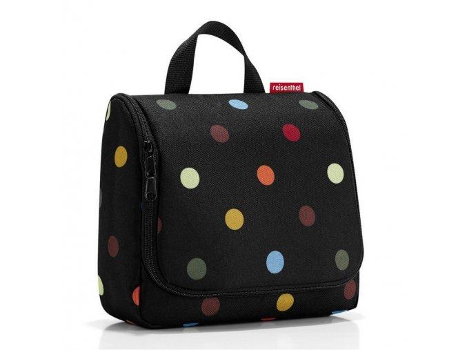 Kosmetická taška TOILETBAG dots Reisenthel