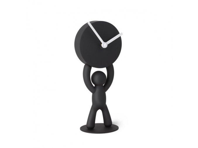 Stolní hodiny BUDDY černé Umbra