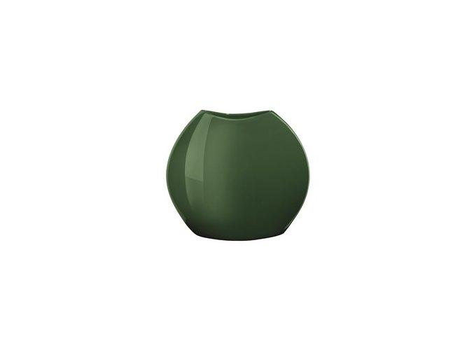 Váza MOON 25 cm tmavě zelená ASA Selection