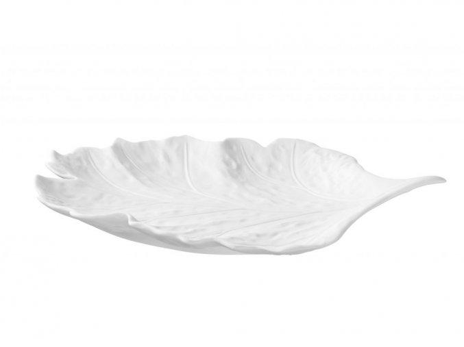 Mísa LEAFS 27 cm bílá ASA Selection