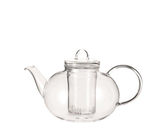 Konvice na čaj BALANCE 1,5 l sklo Leonardo
