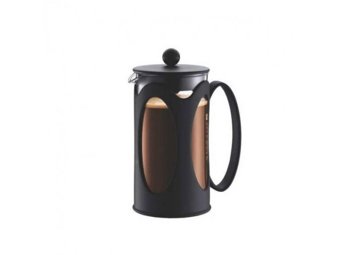 French press KENYA černý objem 1l Bodum