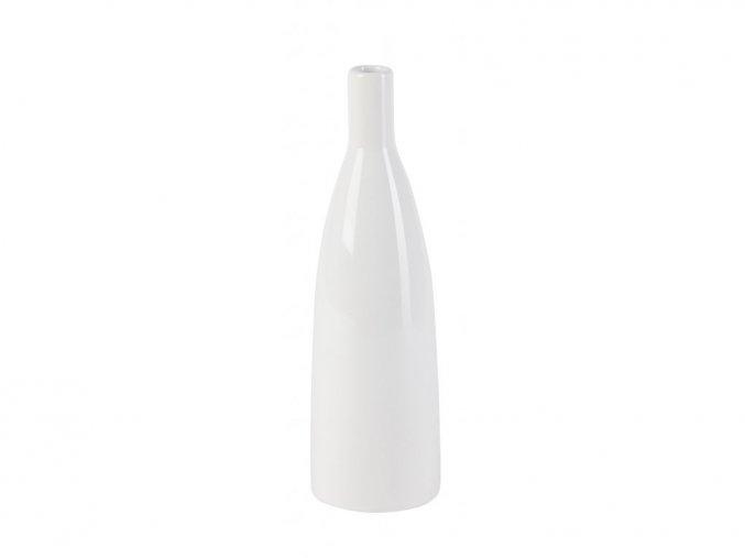 Váza SMART 26,8 cm bílá By Inspire