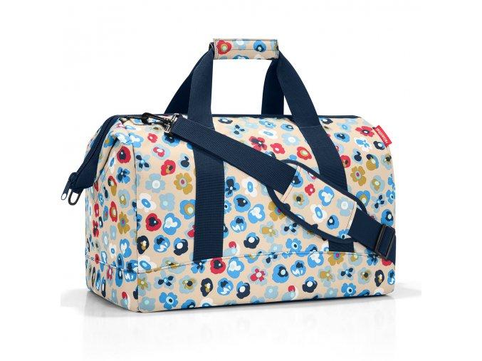 Cestovní taška ALLROUNDER L millefleurs Reisenthel
