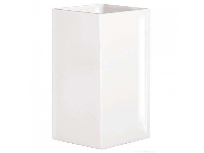Váza NAPPO bílá 23 cm ASA Selection