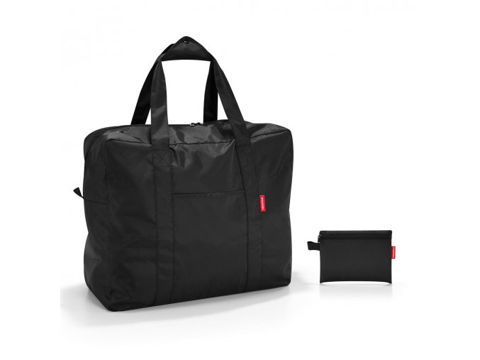 Skládací cestovní taška mini maxi TOURINGBAG black Reisenthel